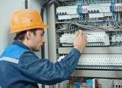 Electricidad industrial en v. lopez