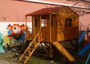 Casas arboles casitas infantiles de madera niños