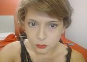 Chica trans dotada atletica para videollamada erot