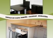 Carpinteria a medida muebles de cocina exclusivos