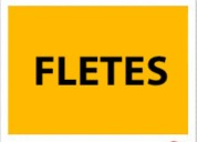 Fletes 261-2122050 mudanzas