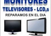Servis de televisores a domicilios