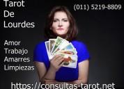 Lourdes tarot, efectivo y muy bueno