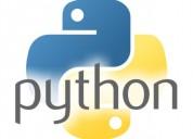 Programe en python. curso