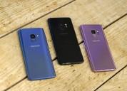Galaxy s9 - nuevos - libres - sellados - gtia ofic