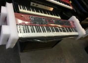 Nord stage 3 88 88-key hammer-action keyboard pian