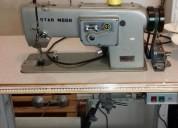 Vendo urgente maquina industrial zig-zag nueva
