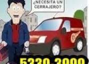 Cerrajeria merlo 24 hs 011-5330-3999