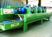 Maquinas diversas para la industria de granitos y