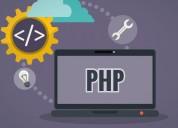 Curso de programacion php.