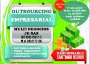 Outsourcing empresarial financia