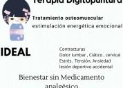 Shiatsu digitipuntura osteomuscular, ciatico, lumb