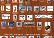 Cemento solución vipal 225ml para parches gomeria
