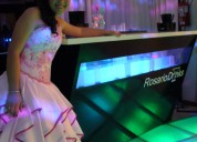 Barra movil para eventos, rosario drinks