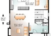 Arquitecta - proyectos - planos - regularizaciones
