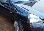 Renault clio pack 2, aÑo 2011, cinco puertas