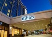 Hotel hilton actualmente necesita trabajadores en