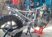 Honda twister scrambler