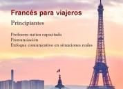 Clases de francés viajeros ultra personalizadas