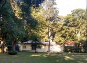 Excelente quinta barrio parque las acacias 1 dormitorios