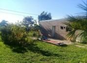 Excelente casa en contruccion ruta uno km 11 2 dormitorios