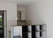 Apartamento de 1 dormitorio.