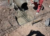 Trabajos de construcción en juan josé castelli, contactarse.