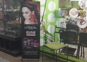 Alquiler de gabinete para peluqueria