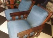 Carpintero muebles rústicos de misiones