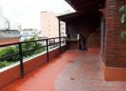 Caballito plaza irlanda 3 ambientes con terraza