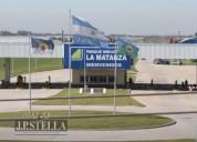 Fracción industrial m2 parque industrial la matanza
