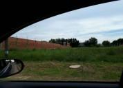 Excelente terreno por cuba frente iglesia.