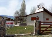 Casa vacacional valle del sol
