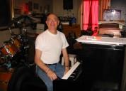 Clases focalizadas de PIANO (en Caballito - zona Primera Junta -)
