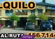 Localcentro, s/ ruta