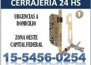 Cerrajeria 24 hs *1554560254* caseros urgencias