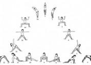 Clases de hatha yoga a domicilio
