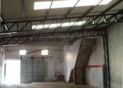 Galpón/ depósito. 216 m². rosario. alquiler.