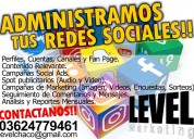 Comunity managers redes