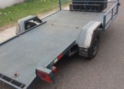 Vendo trailer ferraro
