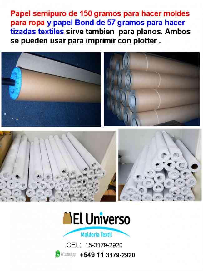 Venta de papel sulfito