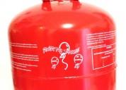 Helio para globos garrafa para 50 globos
