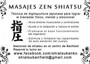 Masajes zen shiatsu digitopuntura japonesa