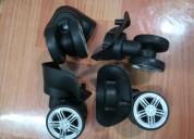Reparacion de ruedas de valijas
