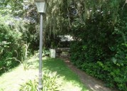 Pacheco excelente casa calle chiclana lote 1050 mts 1 dormitorios