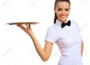Camareras recepcionista en capital federal