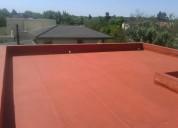 Impermeabilizacion de techos muy barato en almirante brown