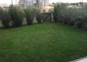 Lindo departamento en alquiler con jardin 1 dormitorios