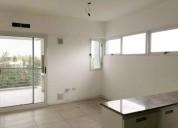 3 ambientes en esquina en alquiler con vista al lago 2 dormitorios