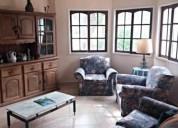 Se alquila casa en dos lotes en country banco provincia 4 dormitorios